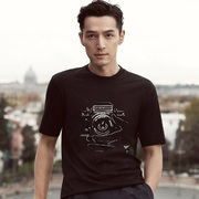 EMPORIO ARMANI发布胡歌特别限量款T恤