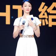 香奈儿中国形象大使周迅佩戴香奈儿高级珠宝出席公益演唱会