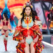 马上就来的维密秀,你会看见哪些中国超模?