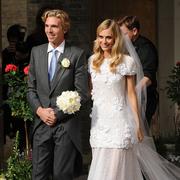 历史上最出名的女性们,结婚时都穿什么样的婚纱?