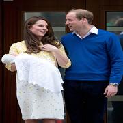 是个男孩! 威廉王子和凯特王妃的第三个孩子诞生了!