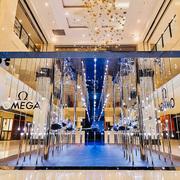 """""""璀璨星空""""欧米茄星座系列腕表展于杭州大厦购物城倾情开展"""