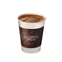 GODIVA歌帝梵全新榛果巧克力热饮细腻浓郁打造醇香巧克力滋味