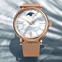 优雅点亮浪漫圣诞 IWC万国表全新柏涛菲诺中装腕表