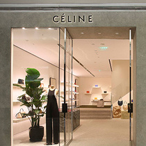 CÉLINE上海恒隆广场精品店重装开幕