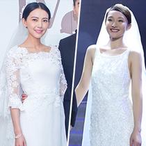 当女神们变成新娘,2014年出嫁女星绝美盘点