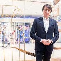 意大利鞋履设计师Gianvito Rossi携手Pedder Group展开首次中国行