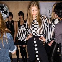 Givenchy 2015春夏后台揭秘