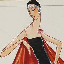 施华洛世奇携手巴黎时装博物馆举办JEANNE LANVIN时装回顾展