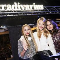 Stradivarius在巴塞罗那举行20周年庆祝派对