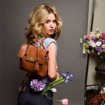 Mulberry 发布2015春夏大片 花的故事