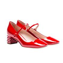Miu Miu 2015中国新年特别鞋款