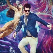 SUITSUPPLY 2015春夏广告大片 潜入蔚蓝世界