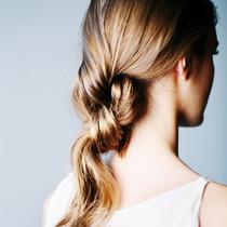 不洗头也能轻松打理好看的发型