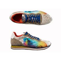 ETRO 2015春夏全新Paisley Run限量版男女运动鞋履发布