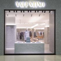 VALENTINO 上海男装专门店开幕