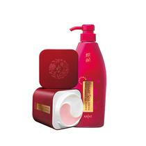 缤丽花菁焕发极护礼盒上市 首款调理女性气血的头部洗护产品