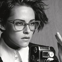 克里斯汀·斯图尔特演绎香奈儿全新眼镜大片