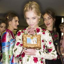 Dolce&Gabbana 2015秋冬后台揭秘