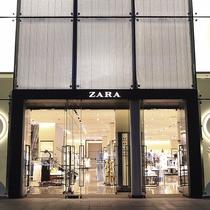 Zara 西单大悦城店 重装开业