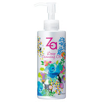 Za王牌卸妆油限量手绘森女版,耀出素颜美