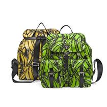 Prada经典包款B.Y.O bag携全新印花配色亮相