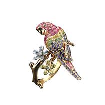 MONETA金剛鸚鵡-珍品盛視