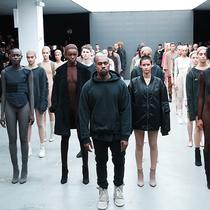 Kanye West的10个时尚瞬间