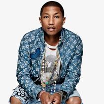 从音乐人到时尚偶像 Pharrell Williams的20次跨界合作