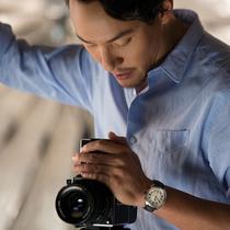 去繁为简 优雅如它-张震演绎卡地亚全新Clé de Cartier系列腕表