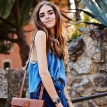 时髦首选 Céline天然小牛皮系列手袋