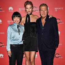 《Vogue服饰与美容》十周年盛典派对闪耀意大利米兰