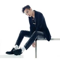 """""""星星""""相惜 Giuseppe携手G-Dragon爆发时尚火花"""