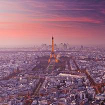 """摄影师捕捉""""爱之都""""巴黎最动人美景"""