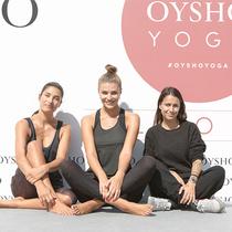 oysho千人瑜伽上海站招募