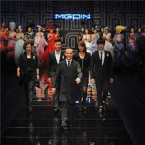 2016毛戈平MGPIN艺术彩妆造型发布