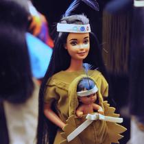 到米兰走进芭比娃娃的摩登世界