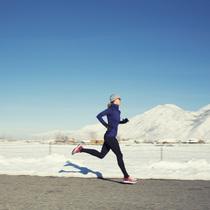 5个要点,冬季跑步不受伤