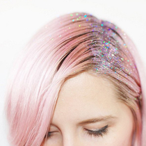 落日染发、闪亮发根 现在的潮人都是这样玩儿头发的