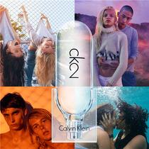 CALVIN KLEIN宣布推出新款中性香水CK2全球广告大片