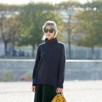 按照身材选毛衣 才能更美更时髦