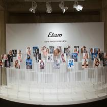 突破自我的宣言 Etam 2016春夏潮流亮点