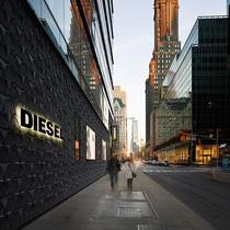 DIESEL全球首家全新品牌概念店于纽约麦迪逊大道揭幕