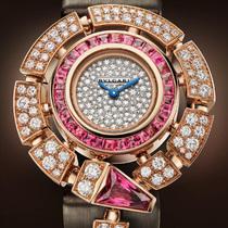 摩登魅惑 无限创意:宝格丽风格腕表