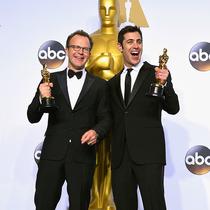 积家品牌好友托马斯﹒麦卡锡荣获2016奥斯卡最佳影片和最佳原创剧本大奖
