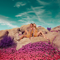 H&M loves Coachella系列广告图片完整放送