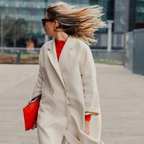 听说 有追求的女人都爱穿风衣