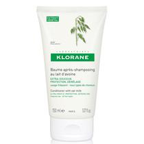 Klorane康如35年明星产品——燕麦•柔润倍护系列