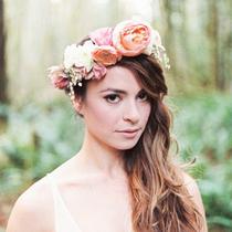 最美丽的婚礼发型都在这里了-美发