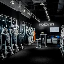 施华洛世奇亚太区集体创作项目登陆2016秋冬上海时装周